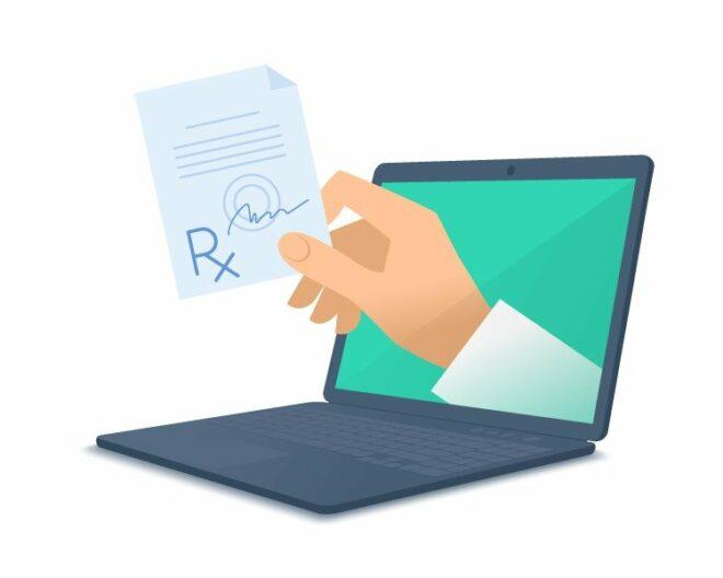 Elektronische Rezepte werden mit dem E-Heilberufsausweis signiert.