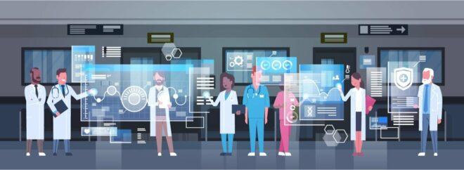 Künstliche Intelligenz in der Gesundheitsbranche