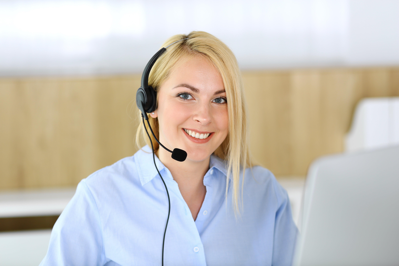Unsere Kundenservicemitarbeiterin Manuela Sievert